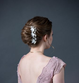 Hand Crafted Classic Pearl Bridal Pins